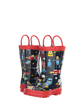 Hatley Kids - Space Aliens Rain Boots (Toddler/Little Kid)