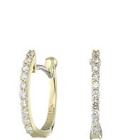 Roberto Coin - Perfect Diamond Huggy Earrings