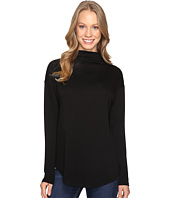 B Collection by Bobeau - Bexley Mock Neck Top