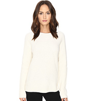 Cashmere In Love - Tabitha Ribbed Pattern Pullover