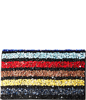 Alice + Olivia - Multi Stripe Be Clutch
