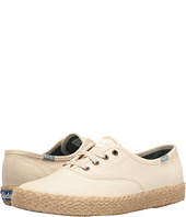 Keds - Champion Salt Wash Canvas Jute
