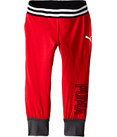 Puma Kids - Knit Capris Jogger (Little Kids)