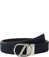 Z Zegna - Adjustable/Reversible BGOMC1 35mm Belt