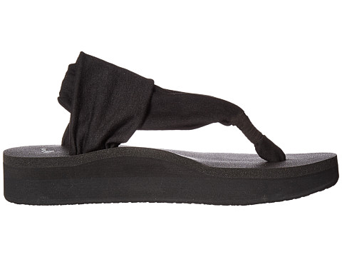 Sanuk Yoga Sling Wedge At Zappos Com