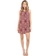Brigitte Bailey - Yvette Lace-Up Sleeveless Dress