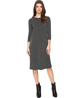 Culture Phit - Caelan Long Sleeve Ribbed Midi Dress