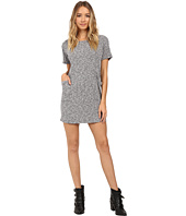 Culture Phit - Kalani Short Sleeve Pocketed Ribbed Dress