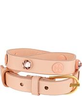 Tory Burch - Crystal Beaded Double Wrap Bracelet