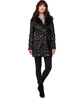 Via Spiga - Kate Middleton Down Coat w/ Faux Fur