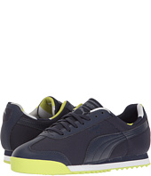 Puma Kids - Roma Basic Geometric Camo Jr (Big Kid)