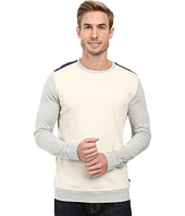 Nautica - Long Sleeve Colorblocked Crew