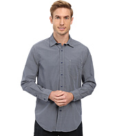 Nautica - Long Sleeve Printed Pocket Shirt