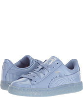 Puma Kids - Basket Patent Iced Glitter PS (Little Kid/Big Kid)