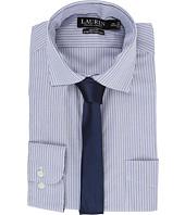 LAUREN Ralph Lauren - Stretch Poplin Spread Collar Slim Button Down Shirt