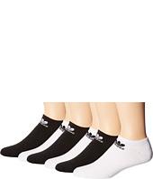 adidas - Originals Trefoil No Show Sock 6-Pack