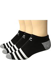 adidas - Originals Roller No Show Sock 3-Pack (Little Kid/Big Kid)