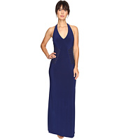 Laundry by Shelli Segal - Embellished Halter Gown