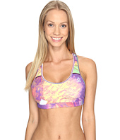 Reebok - Hero Racer Electric Paradise Bra Padded