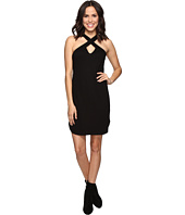 Lanston - Cross Front Mini Dress