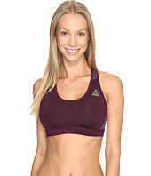 Reebok - Workout Ready Stacked Logo Medium Support Bra