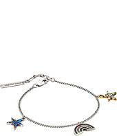 Marc Jacobs - Charms Paradise Mini Rainbow Star Charm Bracelet