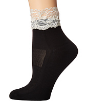 BOOTIGHTS - Floral Lace Cream Anklet