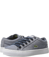 Lacoste Kids - Straightset Lace 117 3 SP17 (Little Kid)
