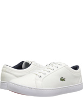 Lacoste Kids - Straightset Lace 117 3 SP17 (Little Kid/Big Kid)