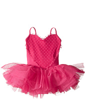 Bloch Kids - Heart Mesh Camisole Tutu Dress (Toddler/Little Kids/Big Kids)