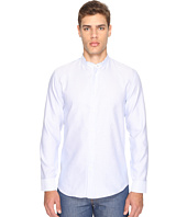 Marc Jacobs - Cotton Linen Fine Stripe Shirt