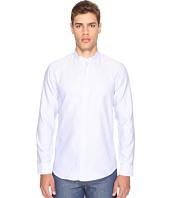 Marc Jacobs - Cotton Linen Fine Stripe Shirt