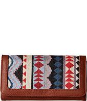 American West - Tulum Flap Wallet