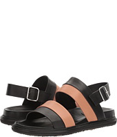 MARNI - Multicolor Leather Sandal
