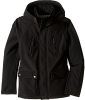 Urban Republic Kids - Soft Shell Zip-Off Hood Jacket (Big Kids)