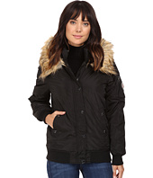 Steve Madden - Hooded Bomber Jacket