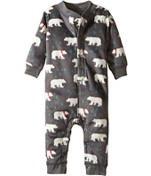 P.J. Salvage Kids - Polar Fleece Romper - Polar Bear (Infant)