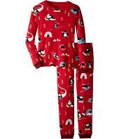 P.J. Salvage Kids - Thermal Sleep Set - Penguin (Toddler/Little Kids/Big Kids)