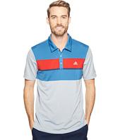 adidas Golf - climacool Engineered Block Polo