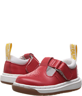 Dr. Martens Kid's Collection - Dulice Punched Toe T-Bar Shoe (Toddler)