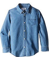 DL1961 Kids - Franklyn Chambray Shirt (Toddler/Little Kids)