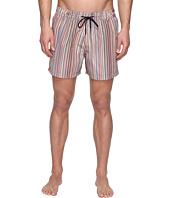 Paul Smith - Short Classic Multi Stripe Swimsuit
