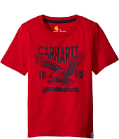 Carhartt Kids - Land of the Free Tee (Big Kids)