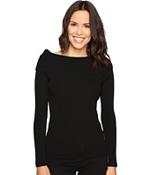 MICHAEL Michael Kors - Open Cowl Rib Sweater