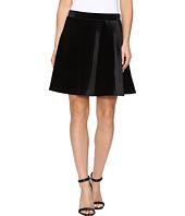 MICHAEL Michael Kors - Panne Velvet Circle Skirt