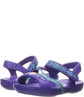 Crocs Kids - Lina Frozen Sandal (Toddler/Little Kid)