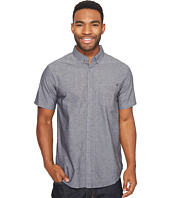 Billabong - All Day Chambray Short Sleeve Woven Top