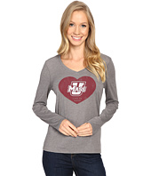 Life is Good - Heart Long Sleeve Tee