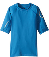 Volcom Kids - Lido Short Sleeve Thrashguard (Toddler/Little Kids)