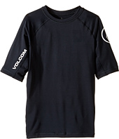 Volcom Kids - Lido Short Sleeve Thrashguard (Big Kids)
